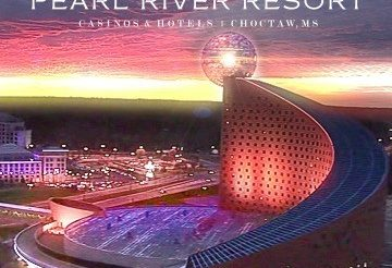 Pearl River Resort wants to establish itself as an elite gambling destination for people wanting to wager on sports or racing.